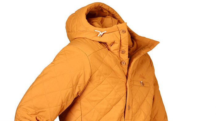 Tierra Products: Deterra Hood Anorak ISPO product of the year