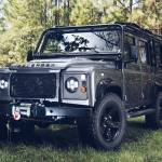 East Coast Defender Project XIII Land Rover Defender Overland