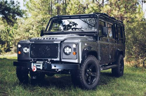 East Coast Defender Project XIII Land Rover Defender Overland