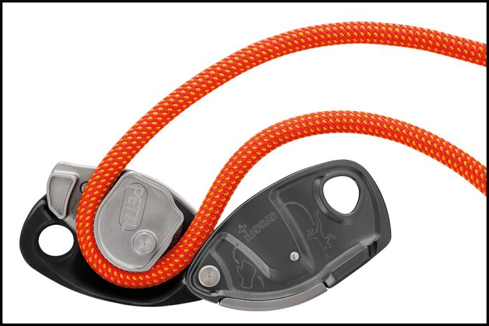 Petzl GRIGRI+ belay device