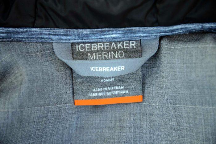 Icebreaker Helix jacket