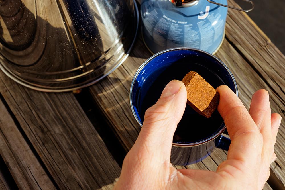 jiva coffee cube drop