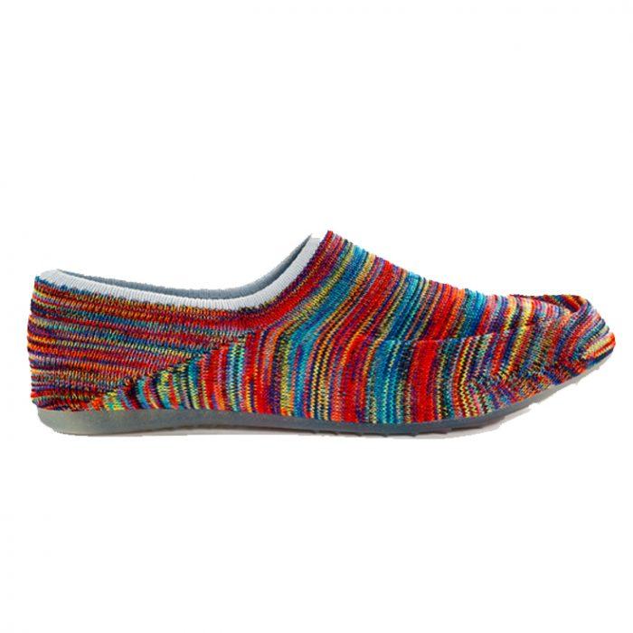 3d knit shoe