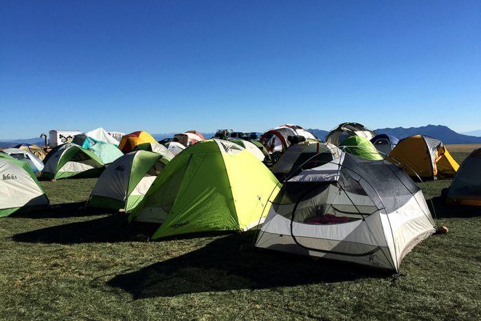 outessa diy camping