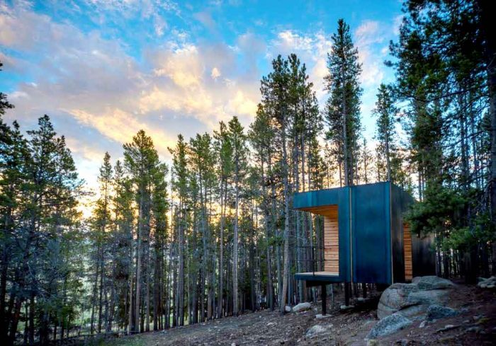 outward bound cabins colorado