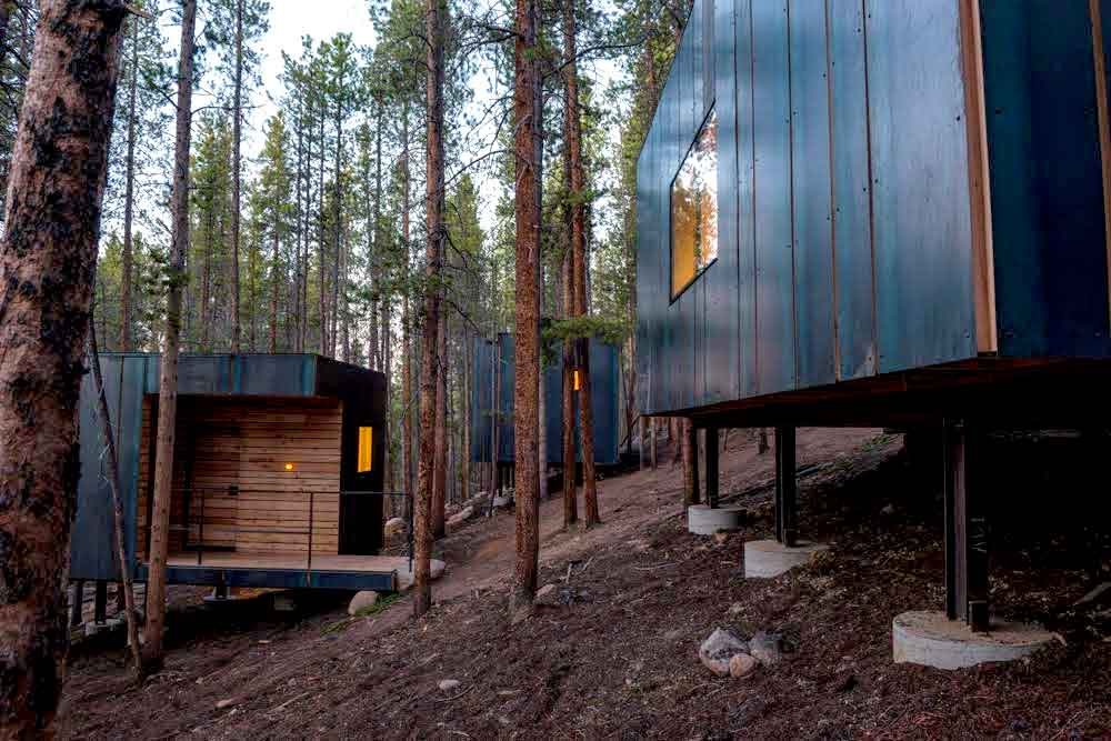 Minimalist Camp Gives Outward Bound A New Look