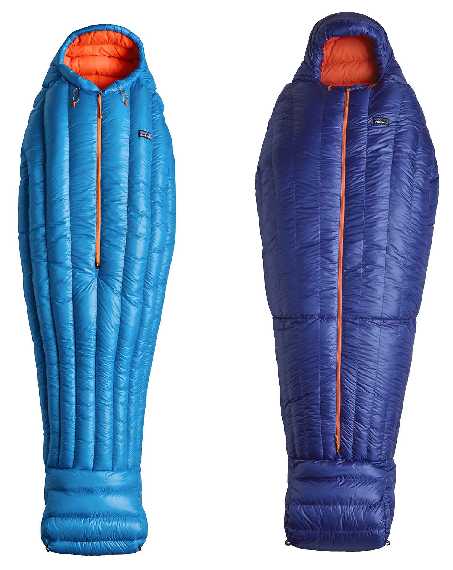 Tested: Patagonia's First Sleeping Bags