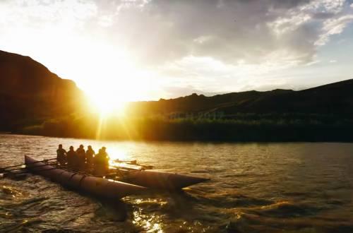 usa rafting team grand canyon record
