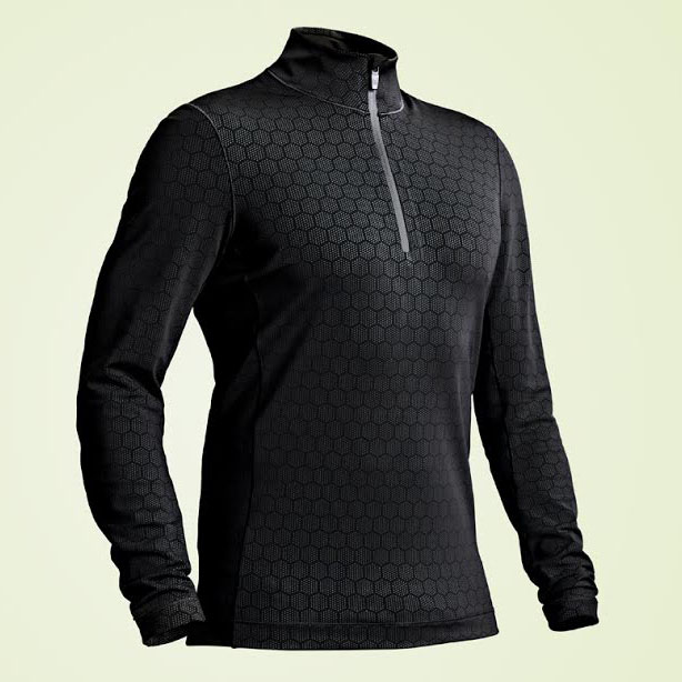 condition black ceramic range baselayer