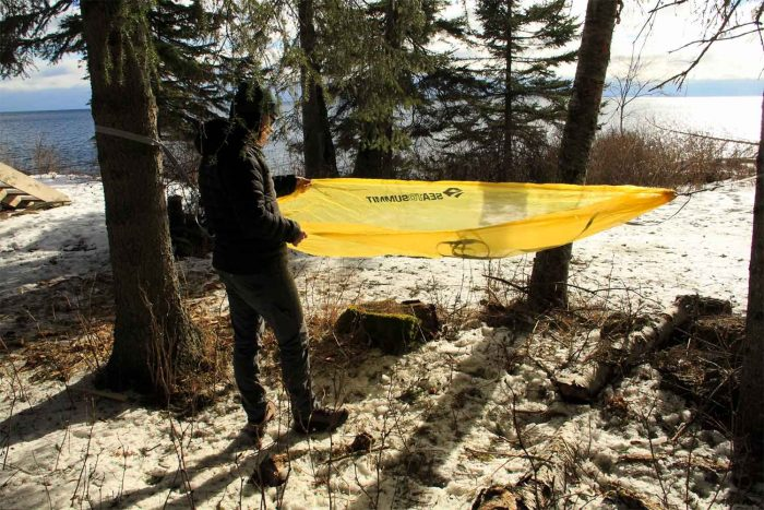 First Look Sea To Summit World S Lightest Hammock