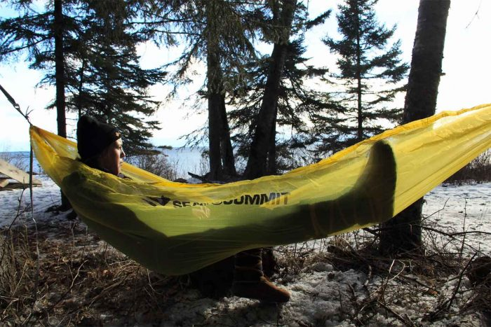 World's Lightest Hammock