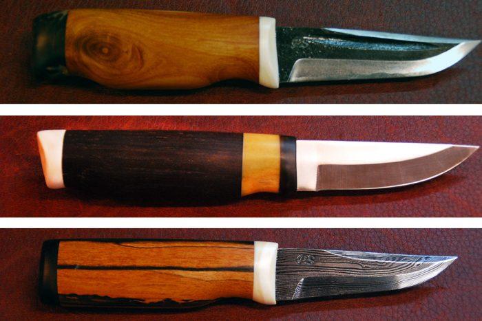 Iceland knife maker