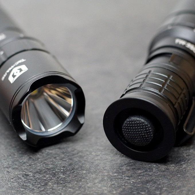 tw series flashlight