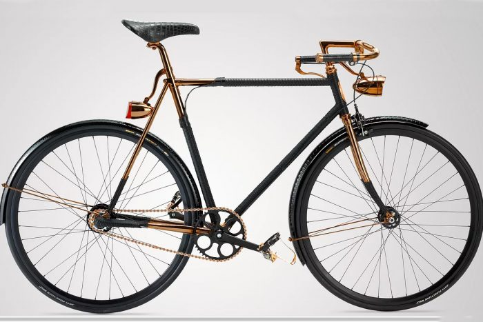 wheelmen copper bike