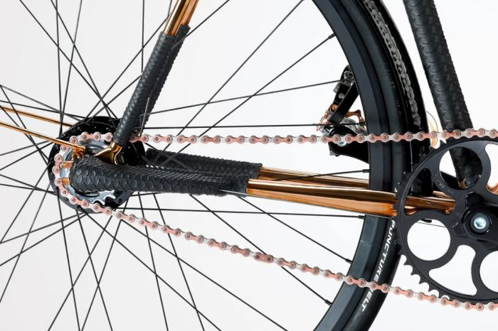 wheelmen copper python wheel
