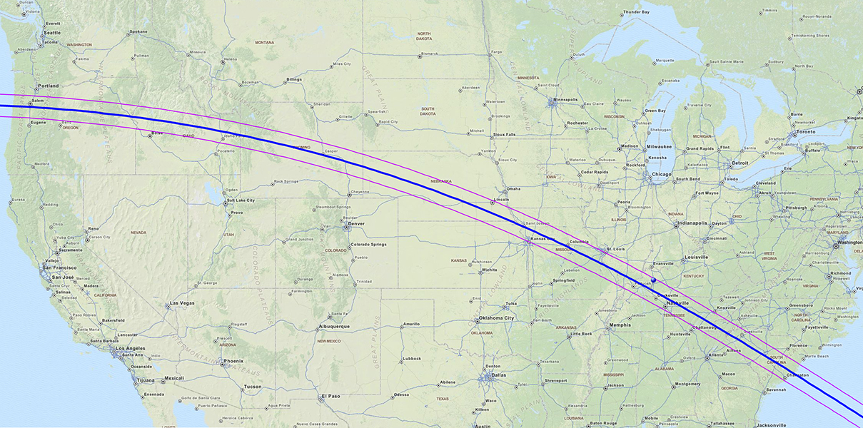 Total Solar Eclipse In North America Make Plans Now Gearjunkie