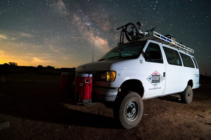 Holiday River Expeditions Guided dark sky stargazing