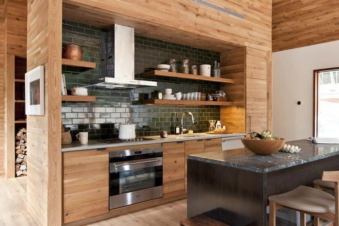 Deborah_DeGraffenreid hudson woods cabin kitchen