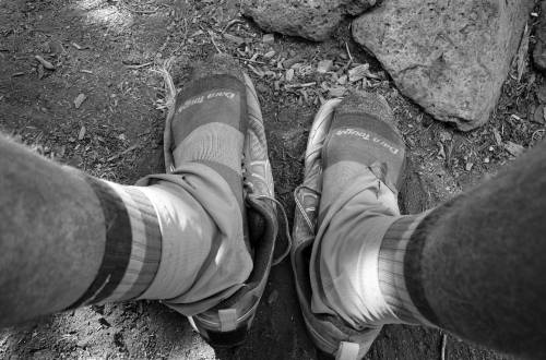 foot care when hiking