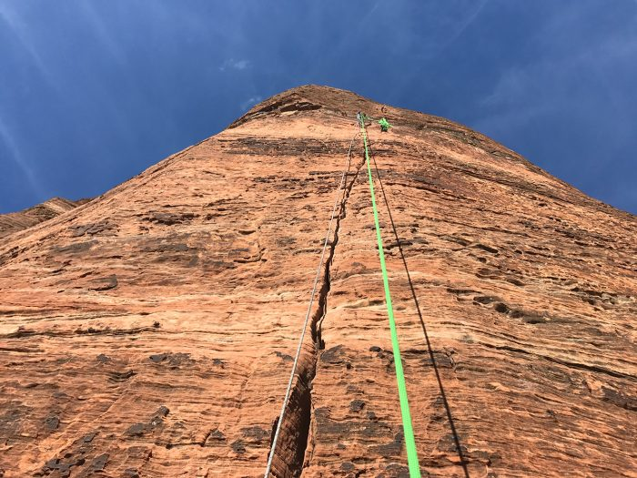 Black Diamond's Mid-Range Rope 9.6 mm 70 m Fulldry review