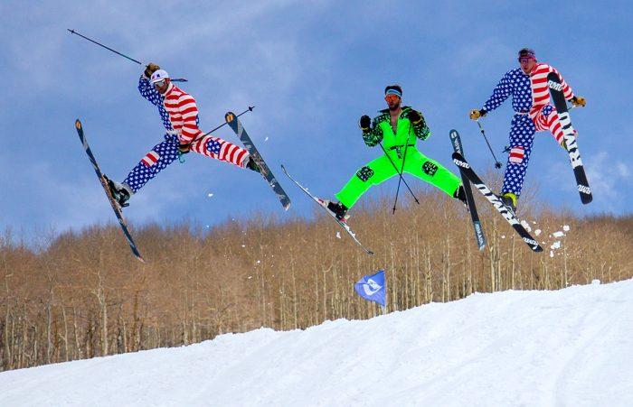 Shinesty ski apparel