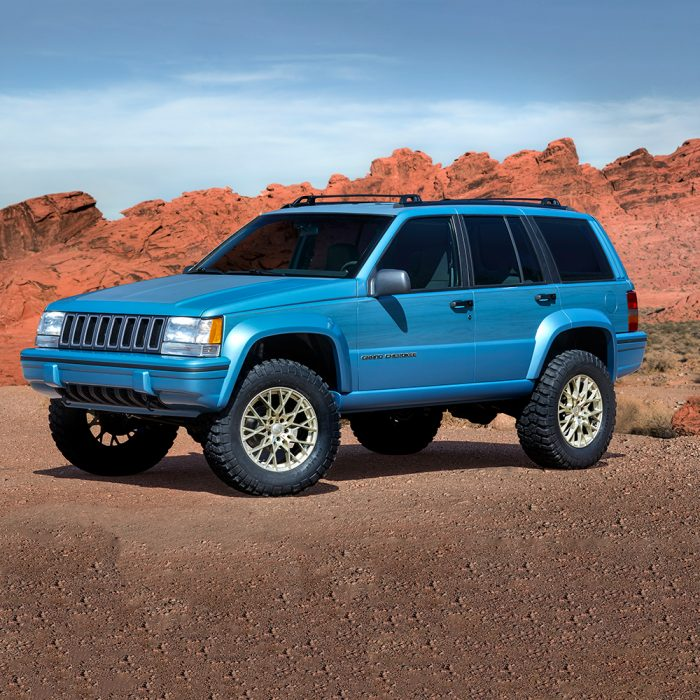 Jeep Grand One Concept