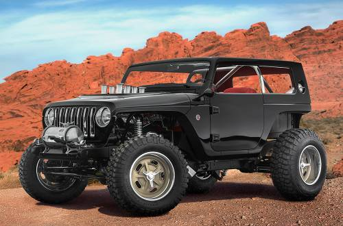 Jeep Quicksand Concept