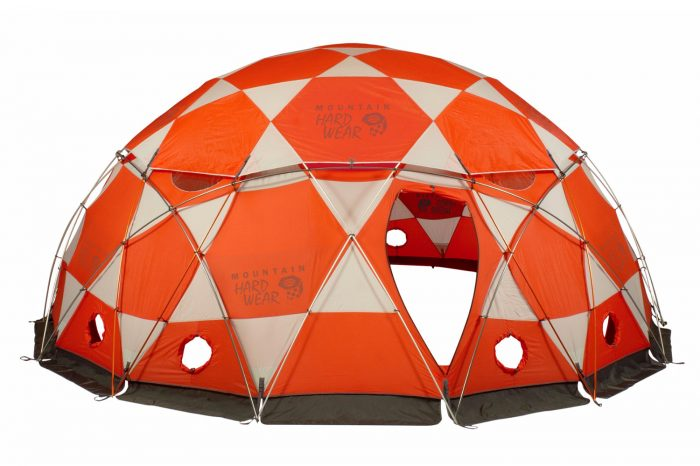 Mountain Hardwear space station tent most expensive gear