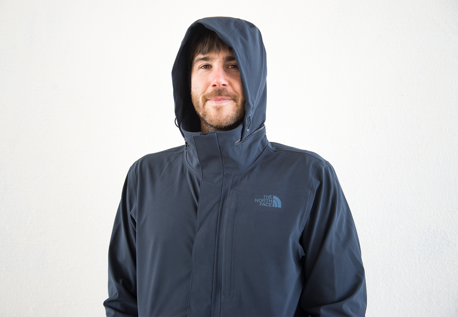 fc017e7c0 Review: The North Face 'First Fully-Waterproof Softshell Rain Jacket ...