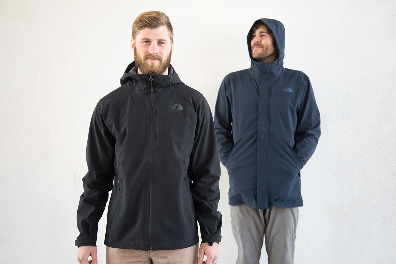 570e891d6d Review  The North Face  First Fully-Waterproof Softshell Rain Jacket ...