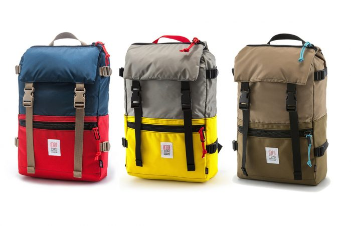 rover rucksack topo desings colorado, usa