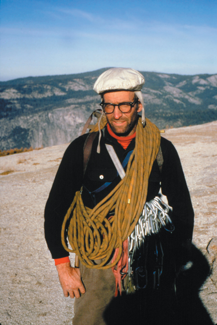 royal robbins with ropes