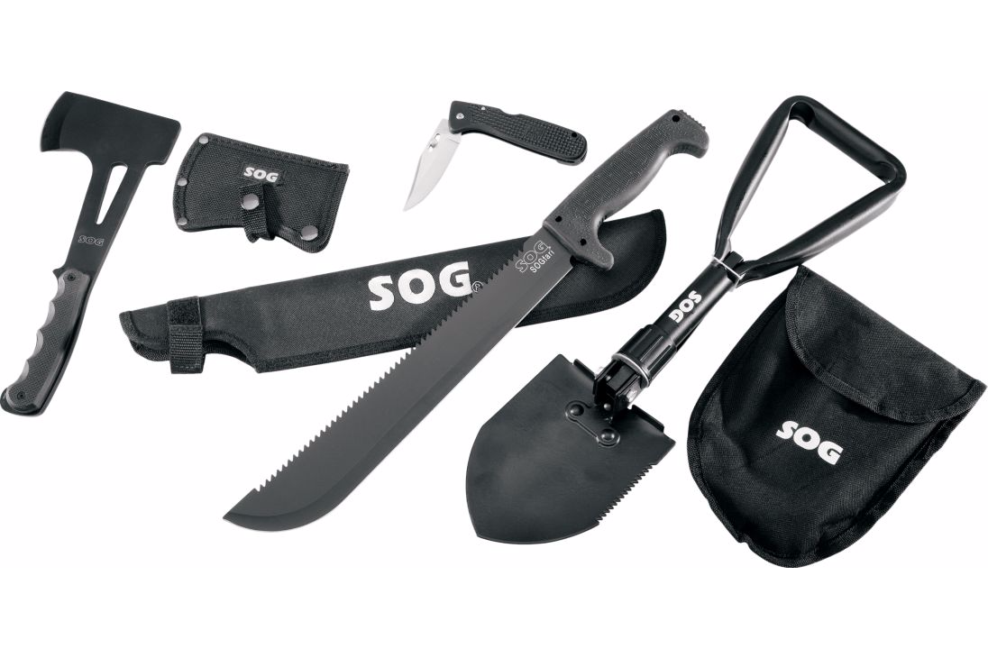 SOG special buy sogfari set gearjunkie deals