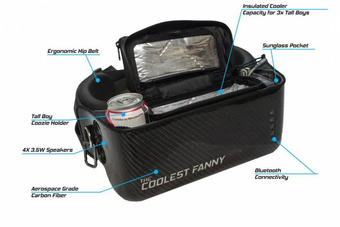 The coolest fanny pack