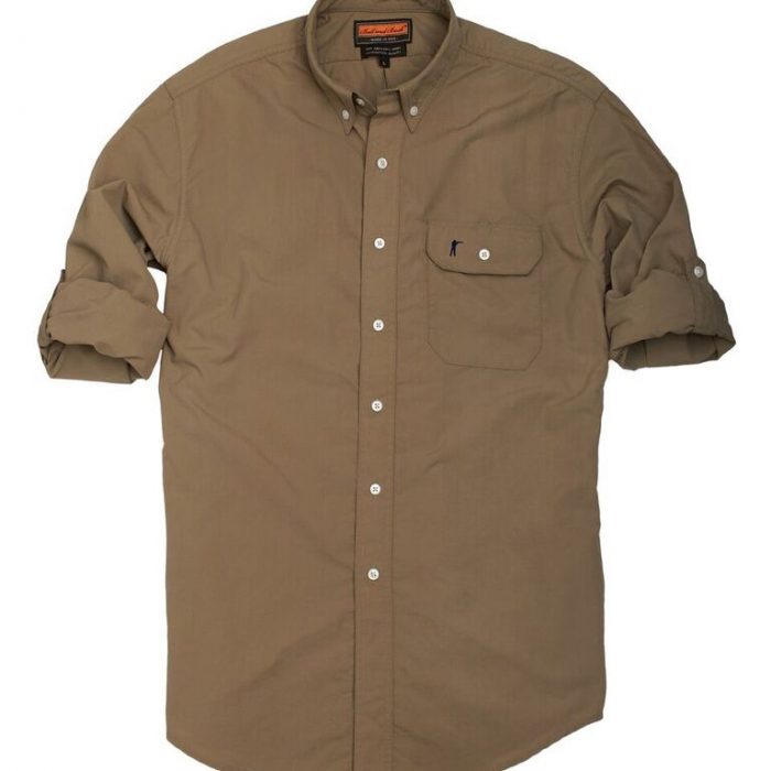 ball and buck angling shirt