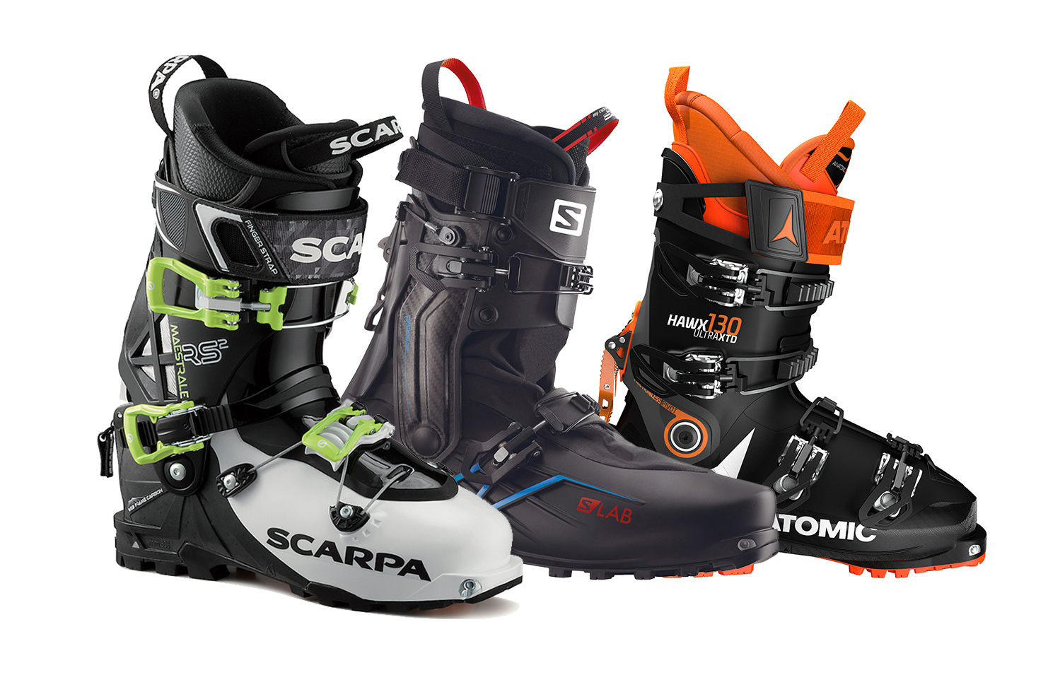 Three Top New Ski Touring Boots For 2017-18  38c5bd8e1