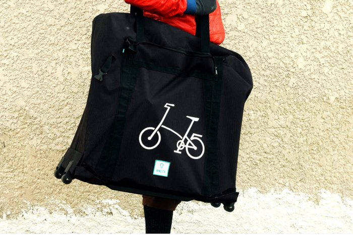 Brompton NYC folding bike review