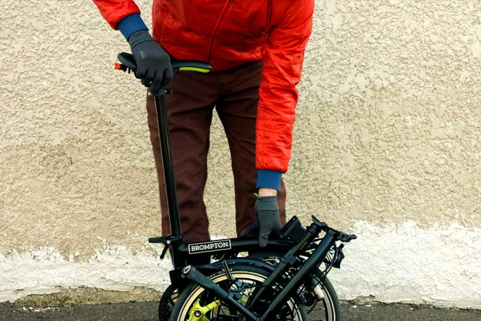 Brompton NYC folding bike review