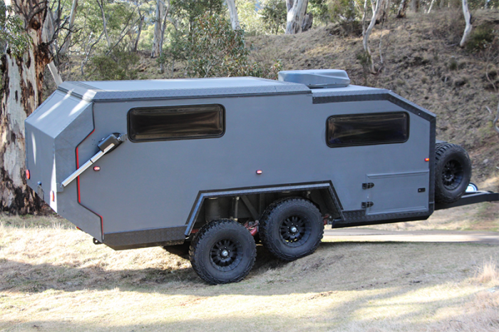 Drag This $80K Camper Into The Wild | GearJunkie