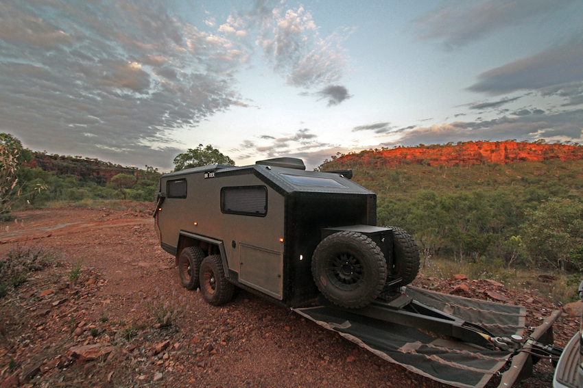 Awesome Bruder Expedition EXP Might Just Be The Ultimate Offroad Camper Trailer Its Designed And Built In Australia And Can Fit Almost Any Vehicle Sleeps Up To 6 People And Features A Full Kitchen And Bathroom Autoblog Minute Is A Shortform