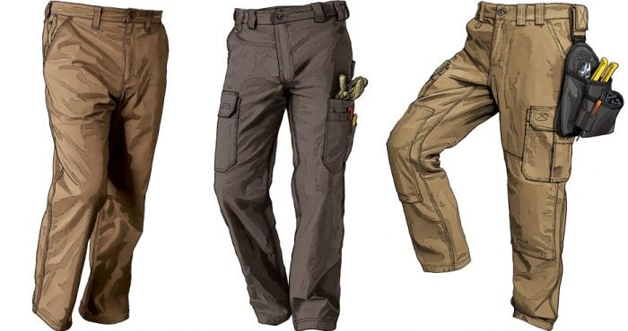 Duluth Trading Company Brand Profile - Men's Fire Hose Workwear
