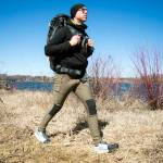 Real Hikers Wear Tights: Here's Why Fjallraven Abisko hiking tights