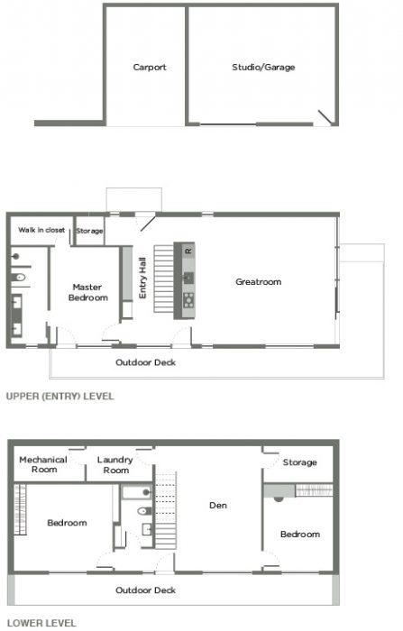 hudson woods floorplan