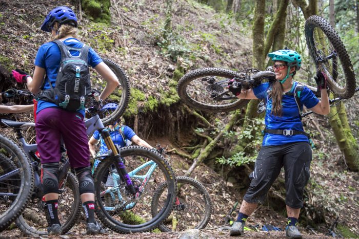 Women-Only MTB Clinics Ramp Up Across U.S.: Bell Helmets Joy Ride