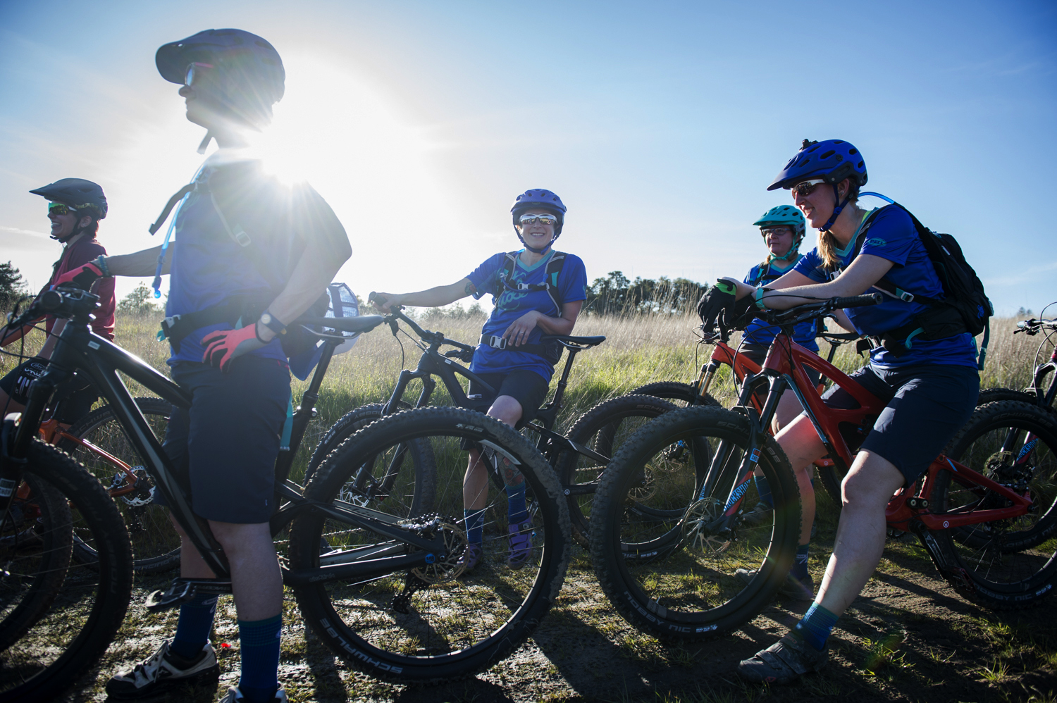 Women-Only MTB Clinics Ramp Up Across U S  | GearJunkie