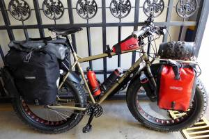 1,200 Miles Of Mountain Touring by fat bike