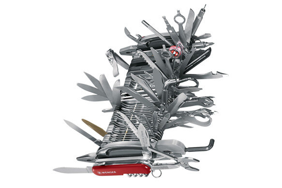 World's most expensive gear multitool