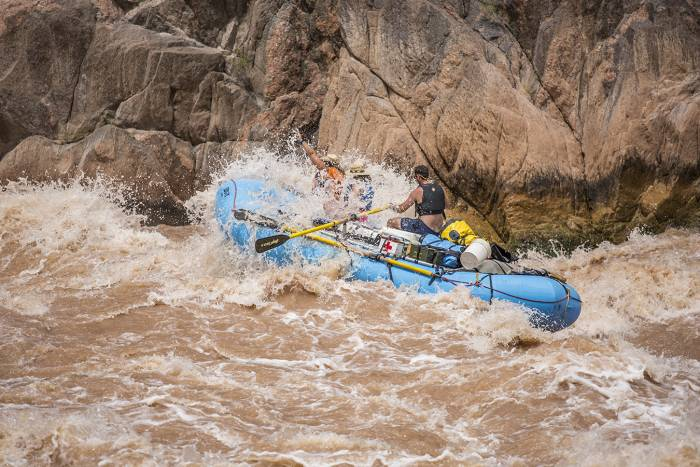 10 Reasons To Raft The Grand Canyon