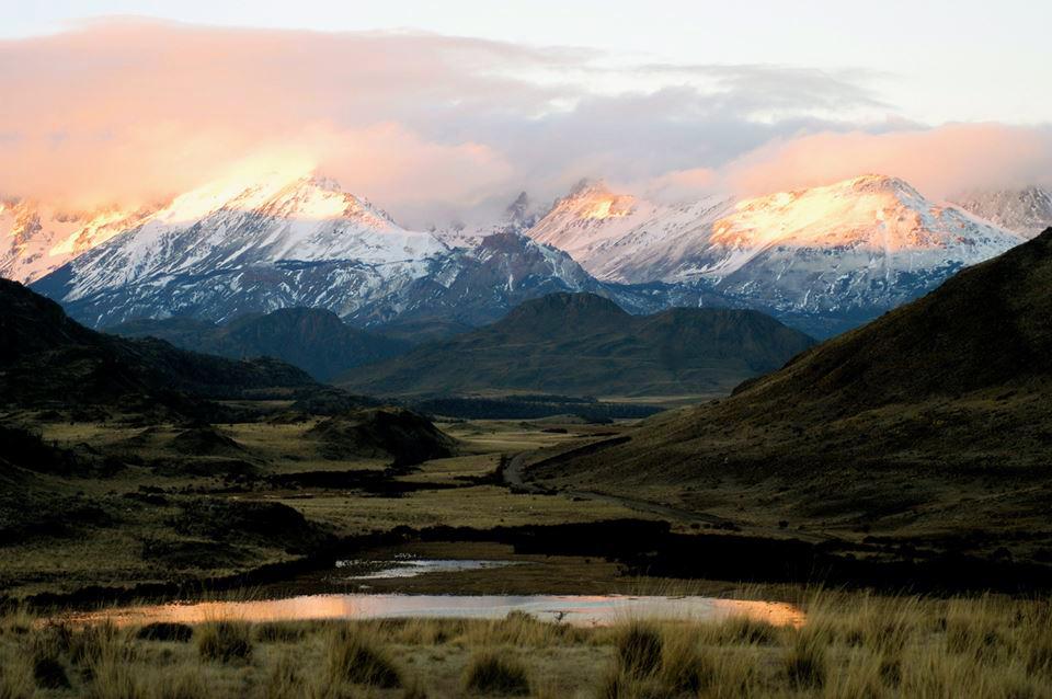 patagonia park mountains