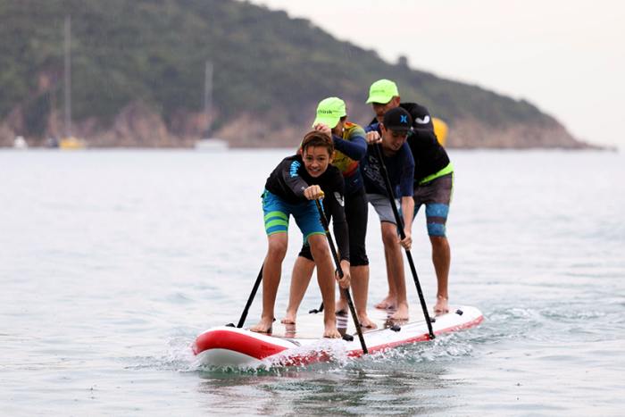 Red Paddle Co. launches Dragon World Series SUP stand up paddleboarding